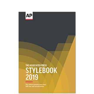 2019 AP Stylebook